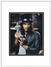 Russell Brand Autograph Photo Signed